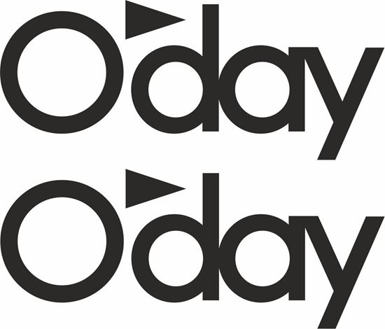 """Picture of """"Oday"""" Decals  / Stickers"""