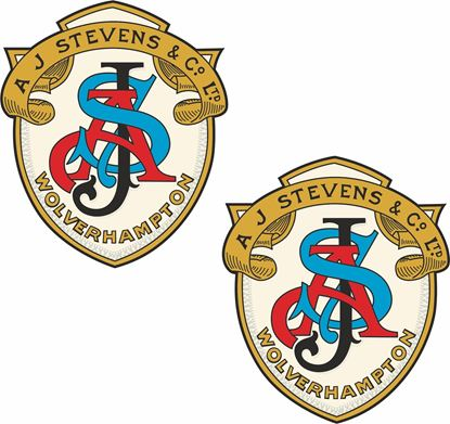 "Picture of ""A J Stevens & Co Ltd Wolverhampton"" Decals / Stickers"