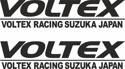 "Picture of ""Voltex...""Decals / Stickers"