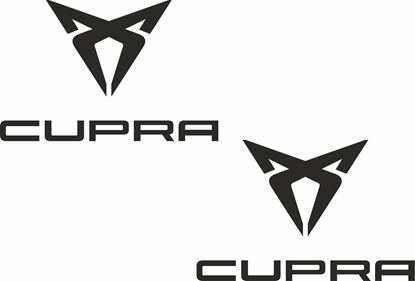 Picture of Seat Cupra  Decals / Stickers