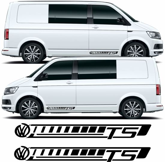 Picture of VW T5 Decals / Stickers