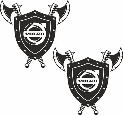 Picture of Volvo  General Panel Stickers