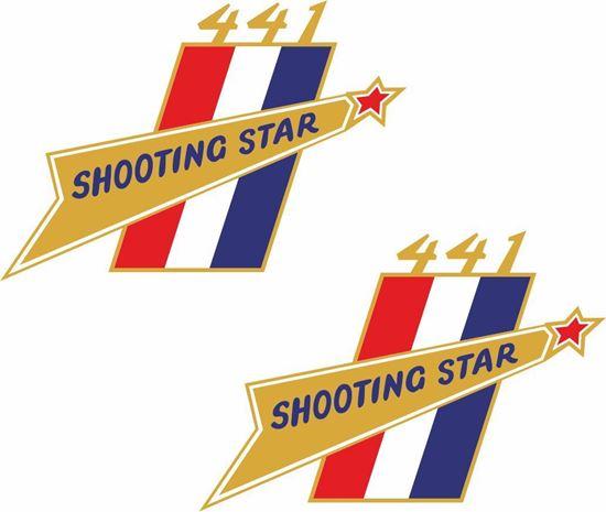Picture of BSA  Super Rocket  Decals / Stickers