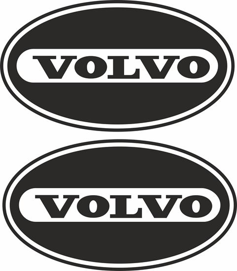 Picture of Volvo Panel  Stickers / Decals