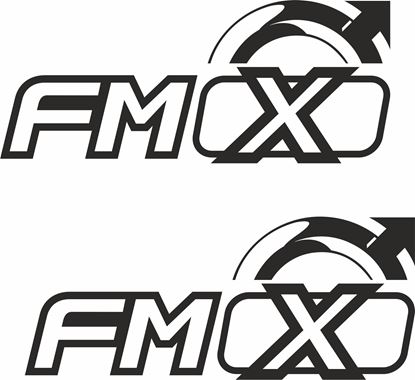 Picture of Volvo FMX Panel  Stickers / Decals