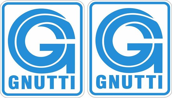 """Picture of """"Gnutti"""" Decals / Stickers"""