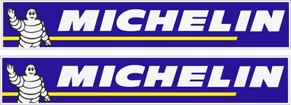 "Picture of ""Michelin"" Decals / Stickers"
