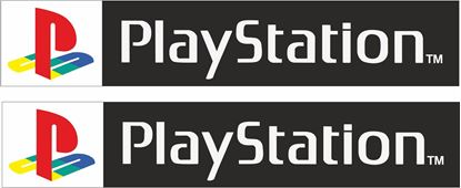 "Picture of ""PlayStation"" Decals / Sticker"