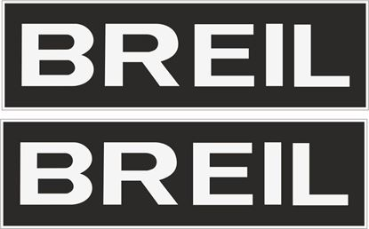 "Picture of ""Breil"" Decals / Stickers"