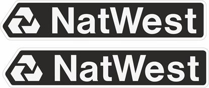 "Picture of ""NatWest"" Decals / Stickers"