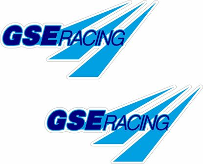 "Picture of ""GSE Racing"" Decals / Stickers"