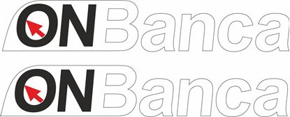 "Picture of ""On Banca"" Decals / Stickers"