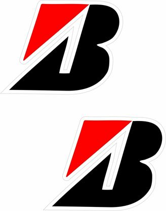 "Picture of ""Bridgestone"" Decals / Stickers"