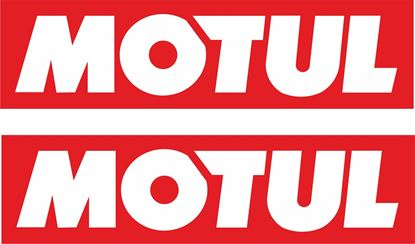 "Picture of ""Motul Decals / Stickers"