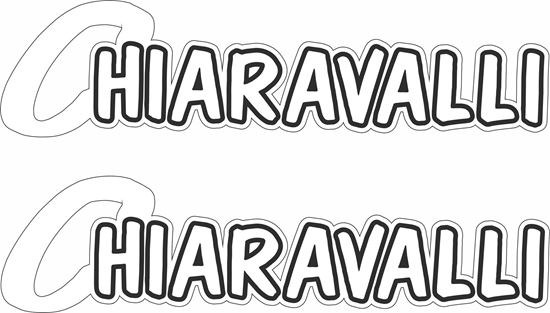 "Picture of ""Hiaravalli"" Decals / Stickers"