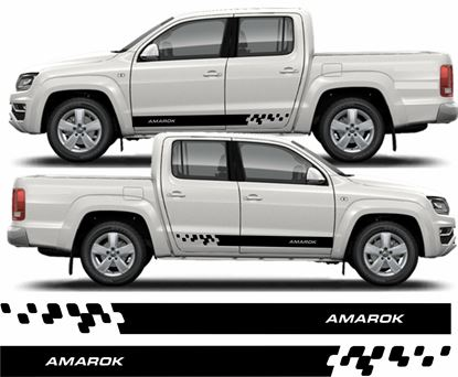 Picture of Amarok side Stripes / Stickers