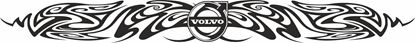 Picture of Volvo top front screen Decal / Sticker