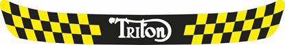 "Picture of ""Triton"" Helmet Visor Strip"