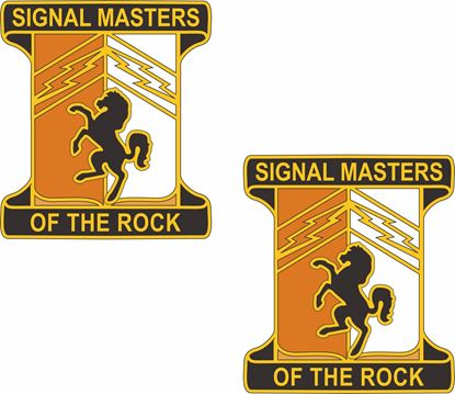 Picture of 114th Signal Battalion Stickers