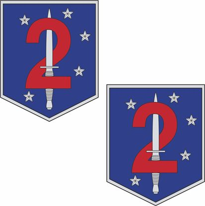 Picture of 2nd Marine Special Operations Battalion Stickers