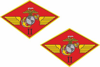 Picture of 2d Marine Expedition Brigade Stickers