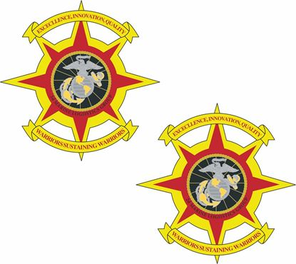 Picture of 2nd Marine Logistics Group Stickers