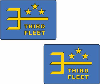 Picture of 3rd Fleet Stickers
