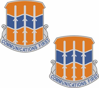 Picture of 16th Signal Battalion Stickers