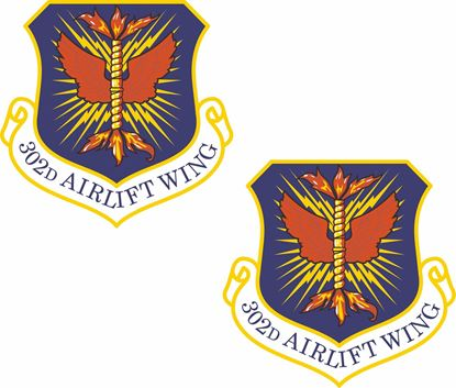 Picture of 302D Airlift Wing Stickers
