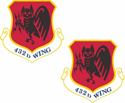 Picture of 432D Wing Stickers