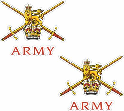Picture of British Army Stickers