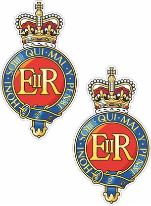 Picture of Household Cavalry Stickers