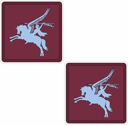 Picture of 16th Air Assault Brigade (ABB) Stickers