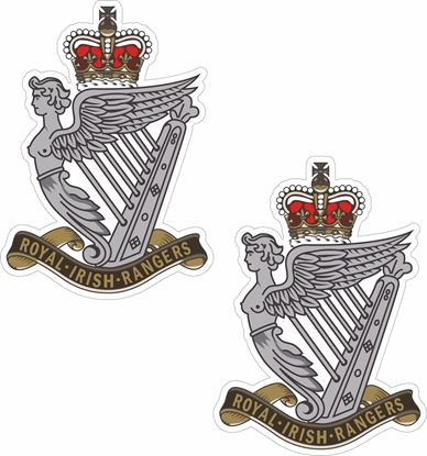 Picture of Irish Rangers Stickers