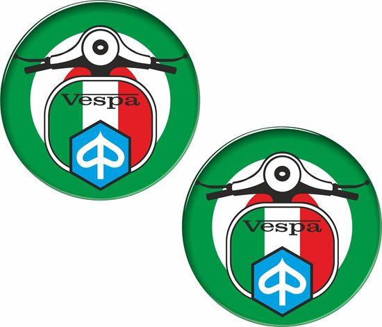 Picture of Vespa Piaggio Decals / Stickers