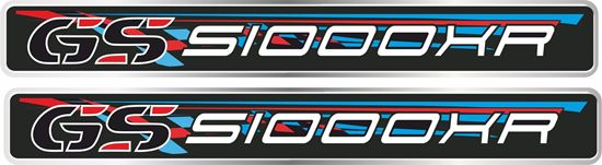 Picture of BMW S 10000XR GS 110mm Adhesive Gel Badges