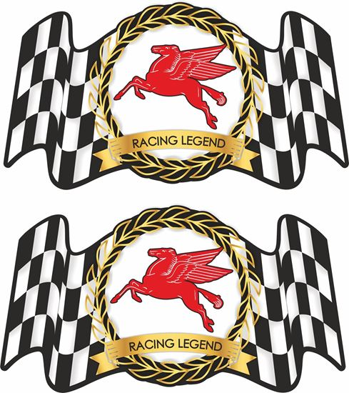 Picture of Pegasus general panel Decals / Stickers