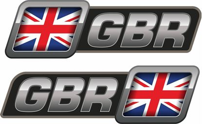 Picture of Great Britain Decals / Stickers