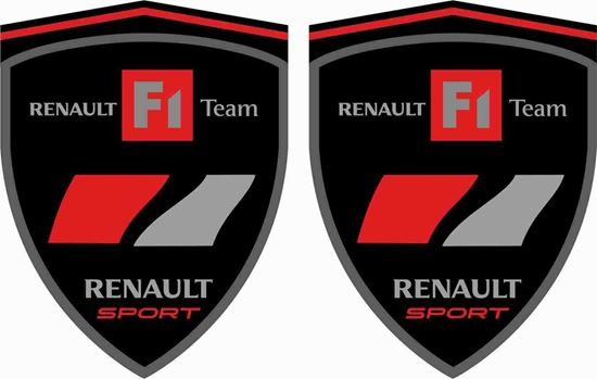 Picture of Renault Megane 225 Sport F1 Team Decals / Stickers