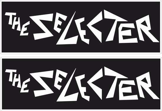 """Picture of """"The Selecter"""" Decals / Stickers"""