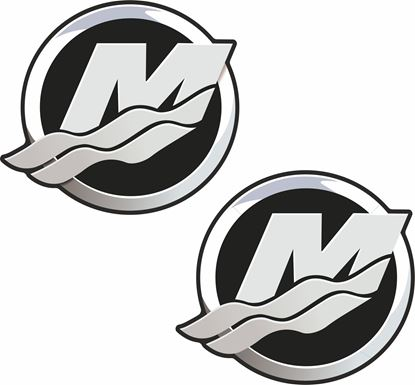 Picture of Mercury Decals  / Stickers