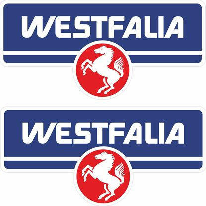 Picture of Westfalia Decals /  Stickers