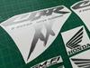 Picture of Honda CBR Super Blackbird 1997 - 1999 full replacement  Decals / Stickers