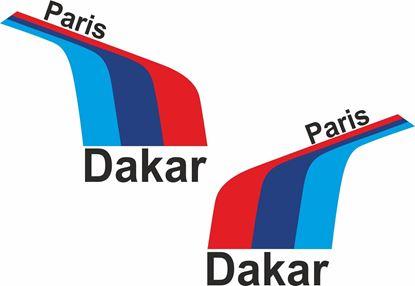Picture of BMW Paris Dakar GS  Decals / Sticker