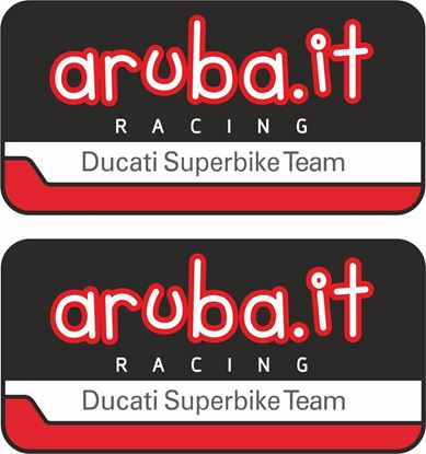 "Picture of ""aruba.it Racing"" Decals / Stickers"