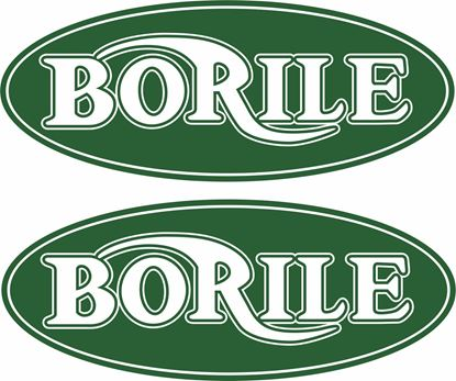 Picture of Borile Decals / Stickers