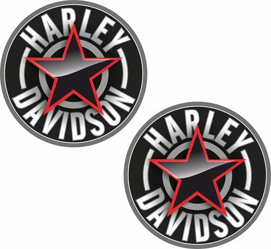 Picture of Harley Davidson Decals / Sticker