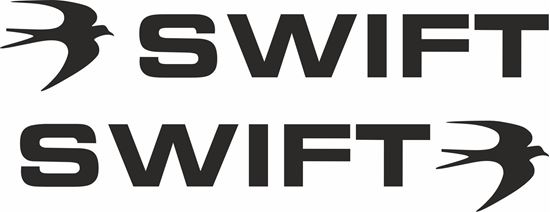 Picture of Swift General panel  Decals  / Stickers