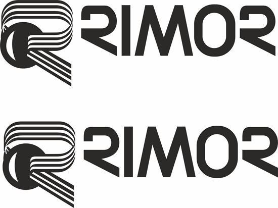 Picture of Rimor general panel Decals / Stickers