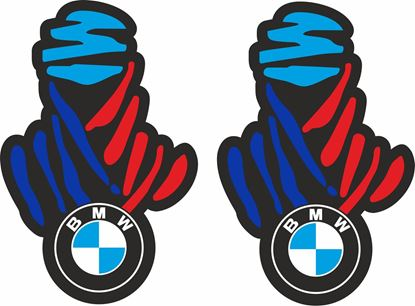 Picture of BMW GS Dakar  Decals / Stickers